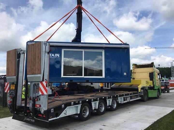 Wide Load Escorts Lancaster Tommys Removals Amp Storage